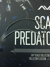 hottoys Predator Scar MMS325 AVP - 1:6th scale pipes