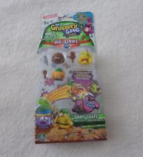The Grossery Gang Bug Strike Gift Bundle of 4 Figure Pack Play Set 1 Hidden New