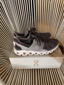 ON CLOUD (CLOUD SWIFT) CLOUDTEC SWISS ENGINEERING (Gray) Running Shoe US 11
