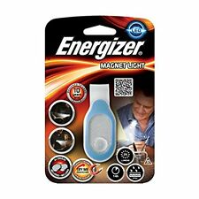 Energizer Magnet Light Waterproof Torch Totally Hands Free Wearable 25 Lumens