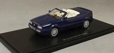 Autocult Volkswagen VW Corrado Cabriolet Prototype Dark Blue Metallic 1993 90114