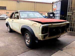 1976 Holden LX Torana Charmois Sedan # Amazing SLR Project LH SS hq 308 355
