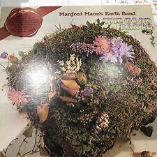 MANFRED MANN'S EARTH BAND 1974 LP GOOD EARTH RE RARE CANADA WB BS 2826 EX