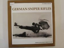 German Sniper Rifles - 152 pages, 220 illustrations