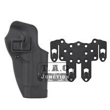 CQC Serpa Right Hand Waist Pistol Holster w/ MOLLE for Beretta 92 96 M9 M92