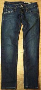 Tommy Hilfiger Denim Nevada Madison  Clean Stretch Skinny Jeans W26 L30