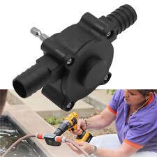 Pro Hand Electric Drill Drive Self Priming Pump Oil Fluid Water Transfer Pump✔✔✔