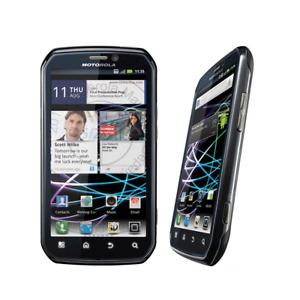 "Black Motorola Photon 4.3"" 4G MB855 ELECTRIFY Sprint 3G Wifi 8MP CDMA Android"