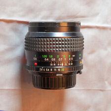 Minolta MD W. Rokkor 24 mm F/2.8