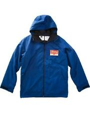 Men's Analog Ag Spectrum Snow Ski Snowboard Jacket River Blue Size Large L