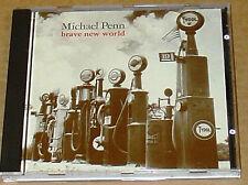 MICHAEL PENN ~ BRAVE NEW WORLD ~ RARE ~ PROMO DJ CD Single