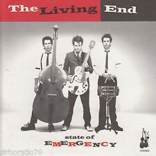 The LIVING END State Of Emergency OZ CD 2006 New