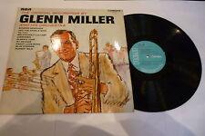 GLENN MILLER & HIS ORCHESTRA - The Orginal Recordings - 1969 UK Vinyl LP