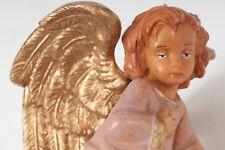 """Fontanini Little Angel Shiloh Nativity Figure Roman # 54058 5"""" Inch Scale no box"""