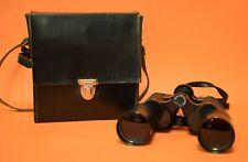 Vintage Cased OPTOLYTH 10x40 Binoculars 70/60 - Made in Germany