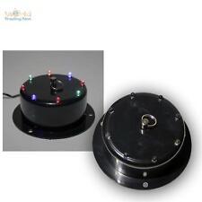 Motor für Spiegelkugel mit multicolor LEDs 230V - Antrieb für Discokugel LED RGB