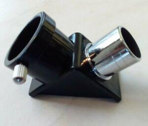 Hybrid Diagonal Prism 1 inch to 1 1/4 inch Adaptor
