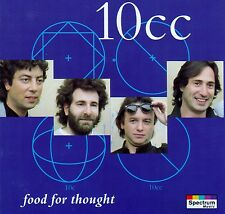 10CC : FOOD FOR THOUGHT / CD (SPECTRUM MUSIC 5500042) - NEUWERTIG