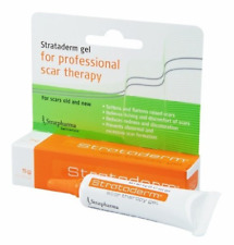 Strataderm Scar Therapy Gel 5g - For Scars Old & New - Reduce Scaring