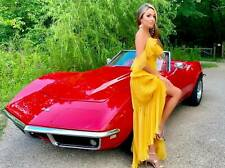1968 Chevrolet Corvette Convertible 4 SPEED A/C MATCHING NUMBERS 327 V8