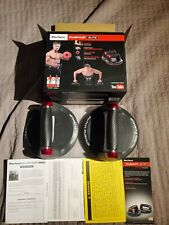 Perfect Fitness Perfect Pushup Elite Handles Rotating new in box
