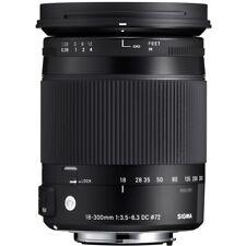 Sigma 18-300mm F3.5-6.3 DC Macro HSM 'C' Lens - Pentax Fit
