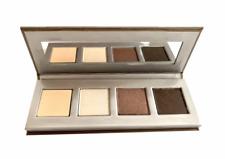 Mally Beauty Eyeshadow Romantic Brown Eye Shadow Palette w/ 3 shades Makeup NEW