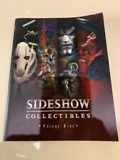 Sideshow Collectibles Volume Nine Catalogue Book  Marvel DC Horror Star Wars