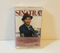 Sinatra - Frank Sinatra (Cassette, 1992, Capitol Records) New Sealed