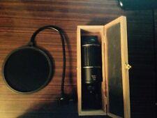 Vintage Original OKTAVA ML-52 Ribbon Microphone