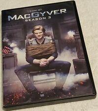 Macgyver complete Season 3 dvd