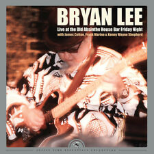 "Bryan Lee : Live at the Old Absinthe House Bar, Friday Night VINYL 12"" Album 2"