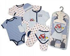 7 piezas bebé chicos Layette Ropa Conjunto de Regalo poco tiempo de excavación por Vivero