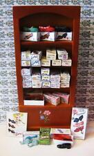 ARMADIO negozio Scarpe Vintage dollshouse Miniatura