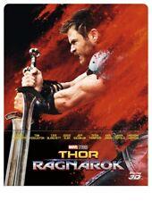Thor: Ragnarok Édition Steelbook (2017, 3D+2D)