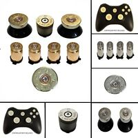 Replacement ABXY Bullet Buttons, D-Pad, Thumbs & Guide for Xbox 360 Controller