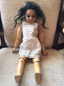 Antique Oriental Looking Simon Halbig Doll