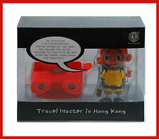 2003 Eric So Travel Master In Hong Kong With View Master Vinyl Figure.