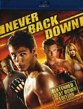 Never Back Down (2010, Blu-ray NIEUW)