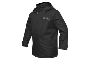 RAC3 MENS WINTER WARM HEAVY DUTY QUILTED PADDED JACKET FARMING WORK COAT