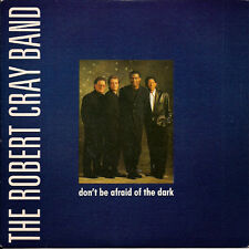 "The Robert Cray Band Don't Be Afraid Of The Dark UK 45 7"" sgl +Pic Slv +At Last"