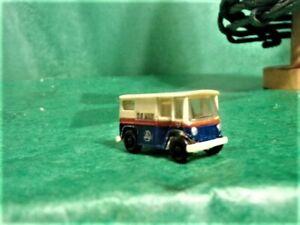 Vintage S or O Gauge USPS Mail Delivery Truck  mytr0306b