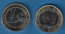pièce de 1 euro 2016 MONACO