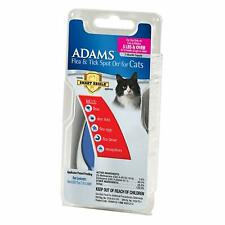 ADAMS CAT & KITTEN 5 LBS + 12 MONTH FLEA TICK SPOT ON SMART SHIELD. ONE YEAR