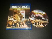 Survival: Tales of the Wild - Lions [Blu-ray]
