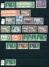 Selection of Mint / Used Stamps of NYASALAND - Estate Finds