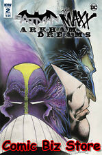 BATMAN THE MAXX #2 (OF 5) (2018) 1ST PRINTING  KEITH COVER A DC/IDW ($4.99)
