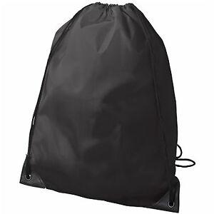 Euro Gymsac Premium Drawstring Swimming PE Football Athletics Bag - 14 Colours