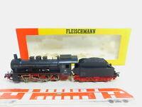 BY40-1# Fleischmann H0/DC 4145 Dampflok 55 2781 DB, Leitern abgebrochen, OVP