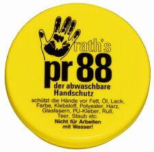 rath´s pr88 abwaschbarer Handschutz 100 ml, Handschutzcreme, Handwaschpaste